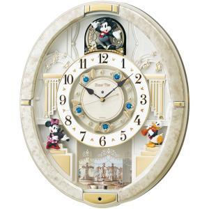 FW580W SEIKO セイコー ディズニータイム ミッキー&フレンズ 壁掛時計
