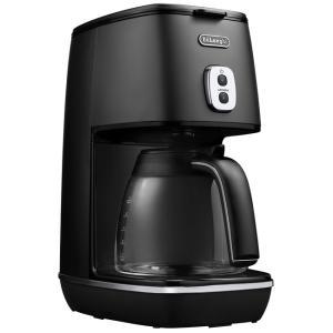 ICMI011J-BK DeLonghi デロンギ ディスティンタコレクション ドリップコーヒーメーカー エレガンスブラックの画像
