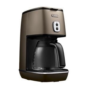 ICMI011J-BZ DeLonghi デロンギ ディスティンタコレクション ドリップコーヒーメーカー フューチャーブロンズ|d-price