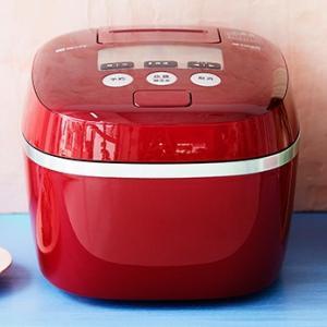 JPC-A101-RC TIGER タイガー 炊きたて 5.5合炊き 圧力IH炊飯ジャー カーマインレッド|d-price