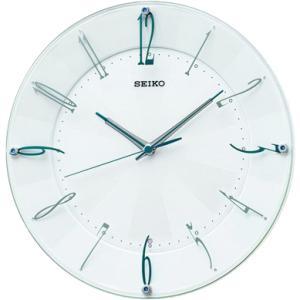 KX214W SEIKO セイコー 電波掛時計