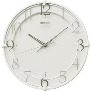 KX215W SEIKO セイコー 電波掛時計