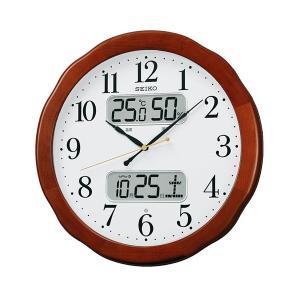 KX369B SEIKO セイコー 電波掛け時計