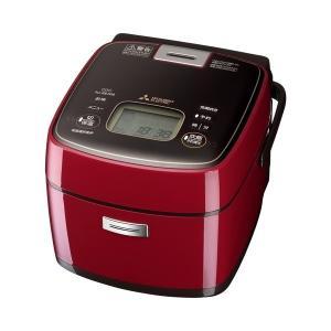 NJ-SEA06-R MITSUBISHI 三菱電機 備長炭 炭炊釜 3.5合炊き ジャー炊飯器 ミラノレッド|d-price