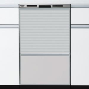 時間指定不可 NP-45MS8S Panasonic パナソニック M8シリーズ ミドルタイプ(幅45cm) ドアパネル型 ビルトイン食器洗い乾燥機|d-price