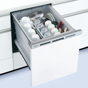 時間指定不可 NP-45MS8W Panasonic パナソニック M8シリーズ ミドルタイプ(幅45cm) ドア面材型 ビルトイン食器洗い乾燥機|d-price