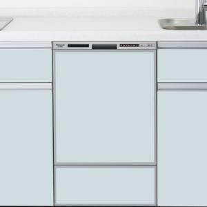 時間指定不可 NP-45RD7S Panasonic パナソニック R7シリーズ ディープタイプ(幅45cm) ドアパネル型 ビルトイン食器洗い乾燥機 シルバー|d-price