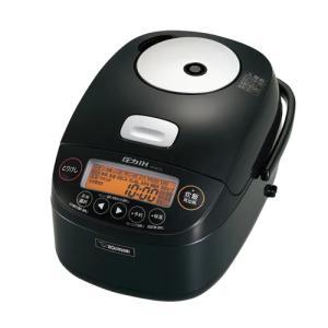NP-BJ10-BA ZOJIRUSHI 象印 極め炊き 5.5合炊き 圧力IH炊飯ジャー炊飯器 ブラック|d-price