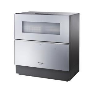時間指定不可 NP-TZ100-S Panasonic パナソニック 食器洗い乾燥機 シルバー|d-price