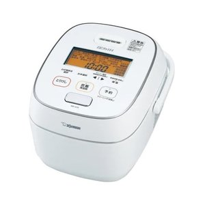 NW-JU10-WA ZOJIRUSHI 象印 極め炊き 5.5合炊き 圧力IH炊飯ジャー  炊飯器  ホワイト|d-price