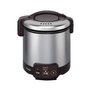 RR-050VM-DB-12A13A Rinnai リンナイ こがまる 都市ガス用 1〜5合炊き VMシリーズ 電子ジャー付 ガス炊飯器 ダークブラウン|d-price
