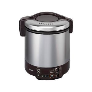 RR-100VMT-DB-12A13A Rinnai リンナイ こがまる 都市ガス用 2〜10合炊き VMTシリーズ 電子ジャー・タイマー付 ガス炊飯器 ダークブ