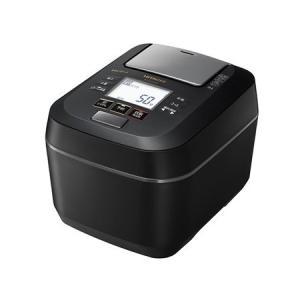 RZ-W100CM-K HITACHI 日立 圧力&スチーム ふっくら御膳  5.5合炊き IHジャー炊飯器 フロストブラック|d-price