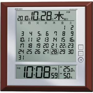 SQ421B SEIKO セイコー 掛置兼用 温...の商品画像