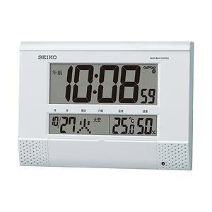 SQ435W SEIKO セイコー 掛置兼用時計...