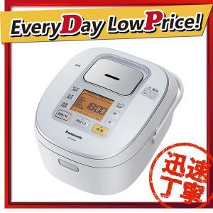 SR-HB106-W Panasonic パナソニック 5.5合炊き IHジャー炊飯器 ホワイト