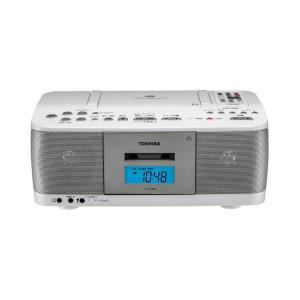 TY-CDK9-W TOSHIBA 東芝 CD対応ラジカセ ホワイト|d-price