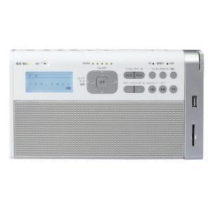 TY-RHR1-W TOSHIBA 東芝 SD/USB録音ラジオ ホワイト