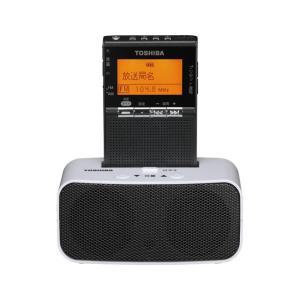 TY-SPR8-KM TOSHIBA 東芝 FM/AM充電ラジオ ガンメタリック|d-price