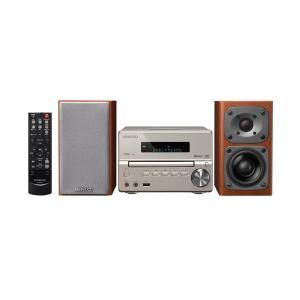 XK-330-N ケンウッド Compact Hi-Fi System コンポ ゴールド|d-price