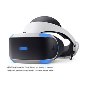 SIE PlayStation VR PlayStation Camera同梱版 CUHJ-16003 【VRゴーグル・VRヘッドセット】