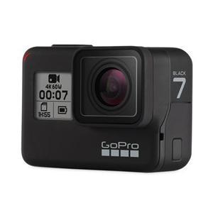 ★GoPro HERO7 BLACK CHDHX-701-FW 【ビデオカメラ】