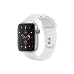 ★Apple Watch Series 5 GPS+Cellularモデル 44mm MWWC2J/A [ホワイトスポーツバンド]|d-rise2