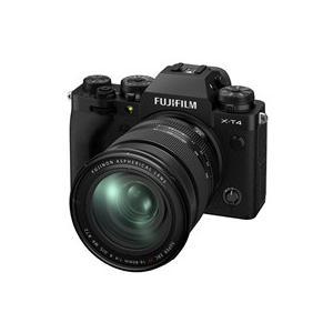 ★FUJIFILM / 富士フイルム FUJIFILM X-T4 レンズキット [ブラック] 【デジタル一眼カメラ】 d-rise2