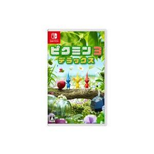 ★Nintendo / 任天堂 ピクミン3 デラックス [Nintendo Switch] 【Nintendo Switch ソフト】 d-rise2