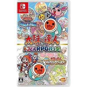 ★太鼓の達人 ドコどんRPGパック! [Nintendo Switch] 【Nintendo Switch ソフト】 d-rise2