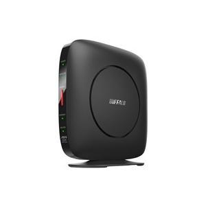 ★AirStation WSR-3200AX4S-BK [ブラック] 【無線LANルーター(Wi-F...