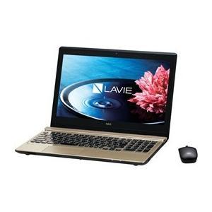 【アウトレット 展示品】NEC LAVIE Note Standard NS750/BAG PC-NS750BAG [クリスタルゴールド]|d-rise2
