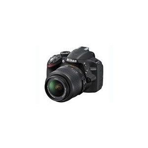 ★Nikon / ニコン デジタル一眼レフカメラ D3200 200mm ダブルズームキット [ブラック]|d-rise