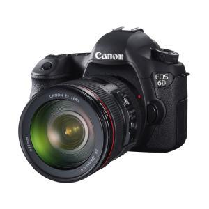 CANON / キヤノン デジタル一眼レフカメラ EOS 6D EF24-70L IS USM レンズキット 【デジタル一眼カメラ】
