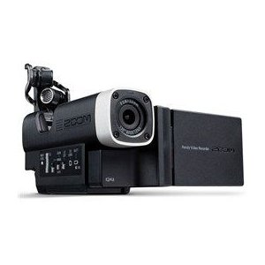 ★ZOOM / ズーム ビデオカメラ Handy Video Recorder Q4|d-rise