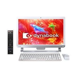 ★TOSHIBA / 東芝 dynabook D51 D51/RW PD51RWP-SHA [リュクスホワイト] 【デスクトップパソコン】|d-rise