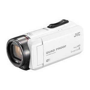 JVC Everio R GZ-RX600-W ...の商品画像