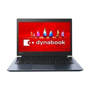 TOSHIBA モバイルパソコン dynabook UX53/F オニキスブルー PUX53FLPNEA