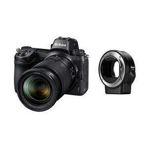 ★Nikon / ニコン Z6 24-70+FTZ マウントアダプターキット 【デジタル一眼カメラ】|d-rise