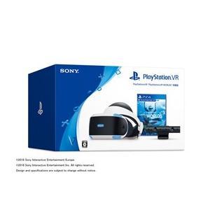 プレイステーションVR PlayStation VR ワールド WORLDS 同梱版 5093832A の商品画像|ナビ
