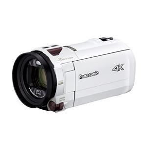 ★Panasonic / パナソニック HC-VX992M-W [ピュアホワイト] 【ビデオカメラ】|d-rise