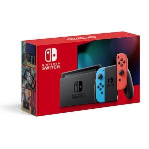 ★Nintendo / 任天堂 Nintendo Switch HAD-S-KABAA [ネオンブル...