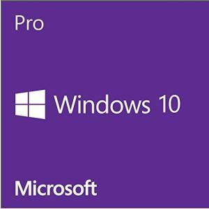 Windows 10 pro 64Bit 日本語 DSP版 [FQC-08914]【紙パッケージ版】 【OSソフト】