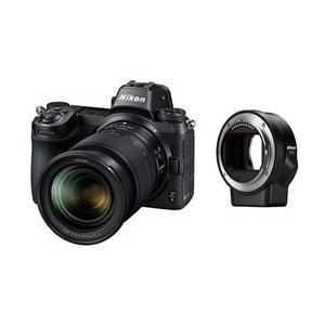 【アウトレット 展示品・国内保証書欠品・その他訳あり】Nikon / ニコン Z6 24-70+FT...