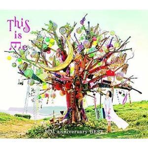 新品 送料無料 3CD THIS IS ME 絢香 10th anniversary BEST 価格...