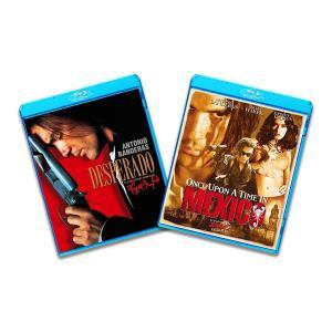 新品 送料無料 ブルーレイ2枚パック デスペラード/レジェンド・オブ・メキシコ デスペラード Blu-ray アントニオ・バンデラス サルマ・ハエック PR|d-suizan-p