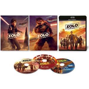 ネコポス発送 在庫あり スター・ウォーズ ハン・ソロ MovieNEX Blu-ray ブルーレイ 初回限定盤 スターウォーズ STAR WARS PR|d-suizan-p