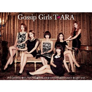 新品 T-ARA CD+DVD Gossip Girls 初回限定盤 ダイヤモンド盤 ティアラ PR d-suizan-p