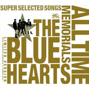 廃盤 3CD+DVD THE BLUE HEARTS 30th ANNIVERSARY ALL TIME MEMORIALS SUPER SELECTED SONGS 完全初回限定生産盤 ザ・ブルーハーツ PR d-suizan-p