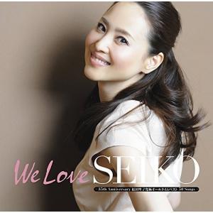 廃盤 松田聖子 3CD+DVD We Love SEIKO 35th Anniversary 究極オールタイムベスト50Songs 初回限定盤A BEST PR d-suizan-p